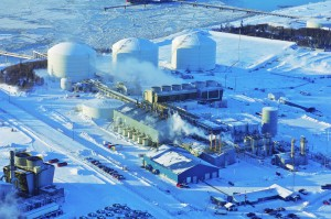 Liquefied Natural Gas Plan, Kenai, Alaska